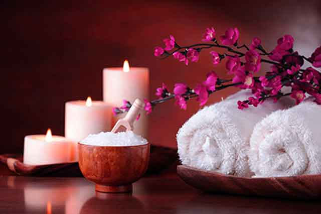 health benefits of spa treatment