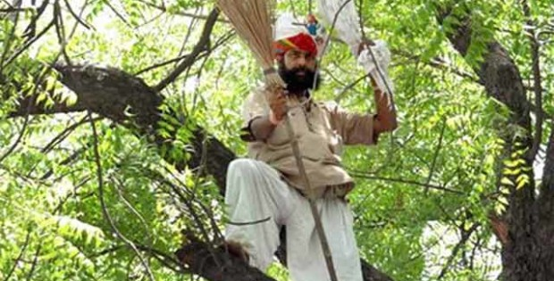 Death of a famer on AAP rally in jantar mantar