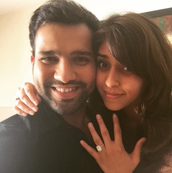Rohit-Sharma-engagement
